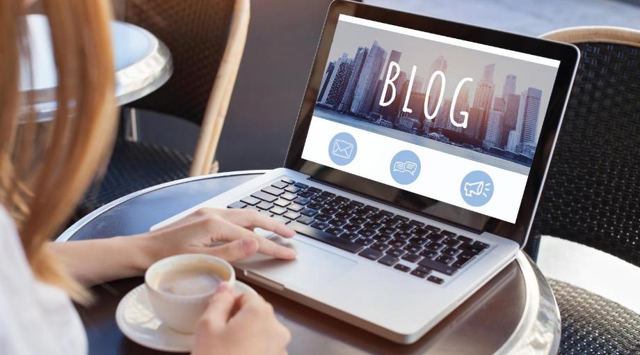blog corporativo