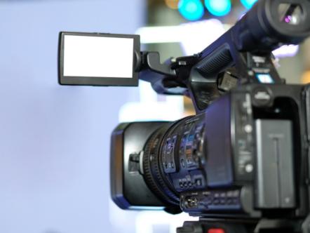 vídeo profissional